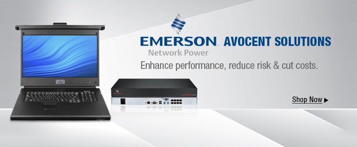 Emerson Avocent Solutions