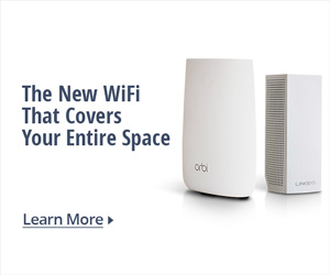 The new WIFI that covers your entire space