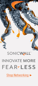 SonicWall – Innovate More Fear Less