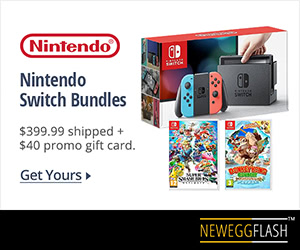 Nintendo switch bundles