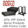 15% off select Norco Products with promo code