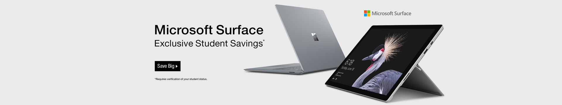 Microsoft Surface Student