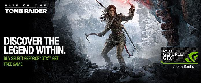 Buy Select GeForce GTX Get Free Game
