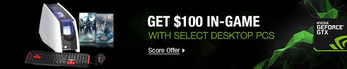 Get $100 In-Game