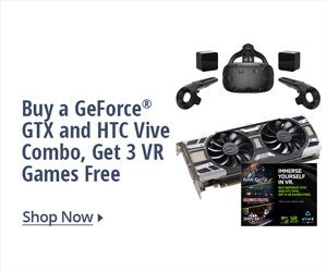 Buy a GeForce GTX