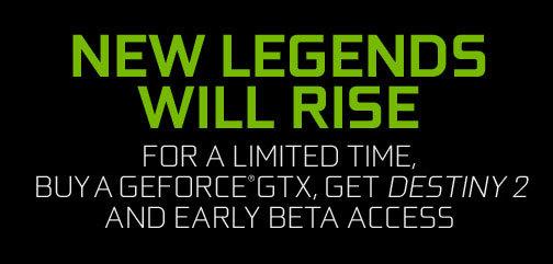 GeForce GTX 10 Series Destiny 2 Early Access - Newegg com