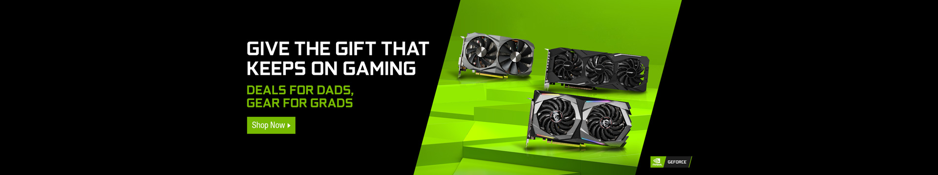 GIVE THE GIFT THAT KEEPS ON GAMING
