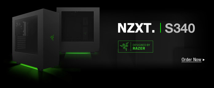NZXT _ SPECIAL EDITION S340