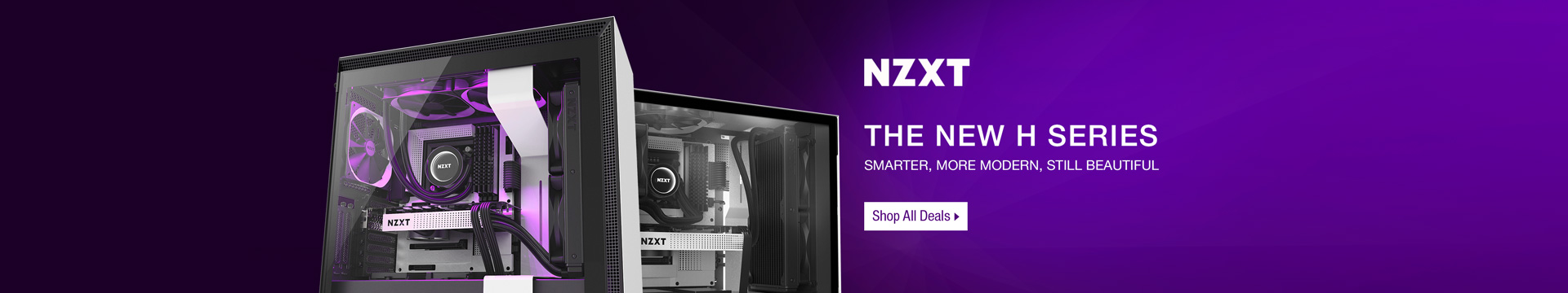 NZXT THE NEW H SERIES