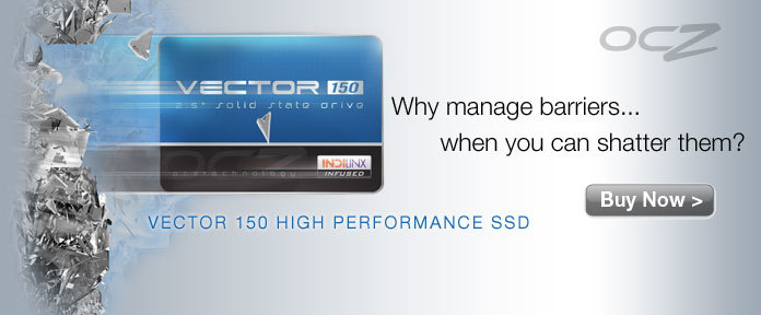 Vector 150 High Performance SSD