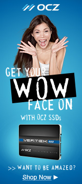 GET YOUR WOW FACE ON