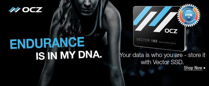 Store Your Data with Vector SSD
