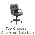 TOP CHOICES CHAIRS ON SALE NOW