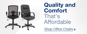 Quality and Comfort That's Affordable