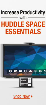Huddle Space Essentials