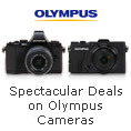 Celebrate with Spectacular Deals on Olympus Cameras