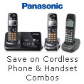 Extra savings w/ Cordless Phone and Handset combos
