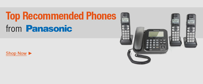 Top Phones from Panasonic