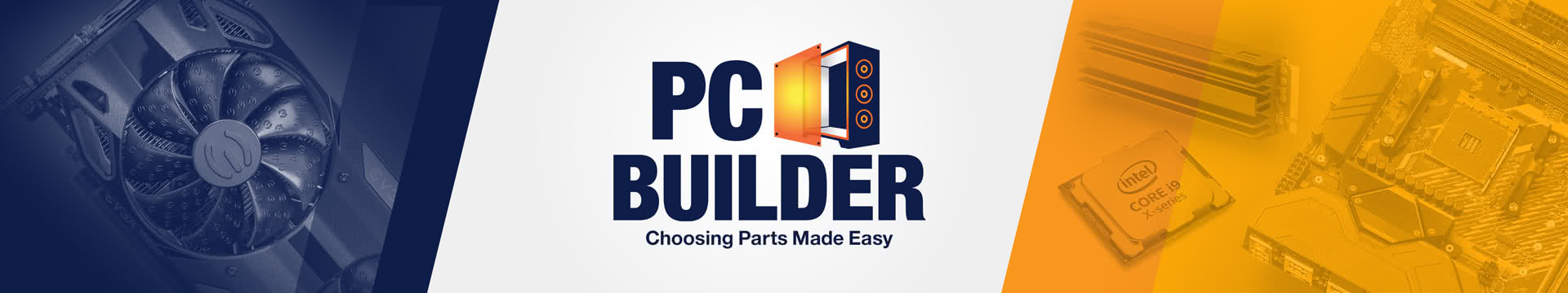 Newegg PC Builder
