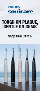 Tough on plaque gentle on gums