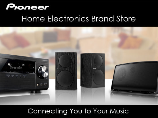 Pioneer Brand Store