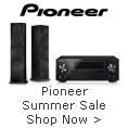 Pioneer Summer Sale