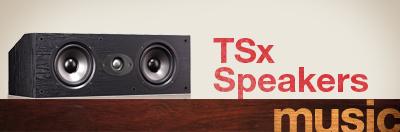 TSx Speakers