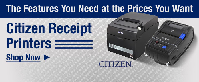 Citizen Receipt Printers