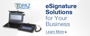 eSignature Capture Solutions for Your Business