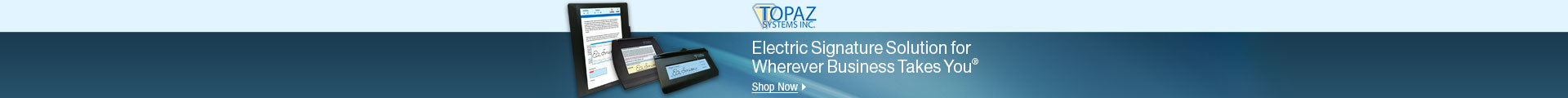 Electric signature solution