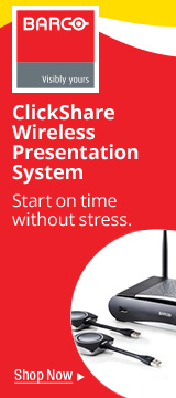 Click Share Wireless Presentation System