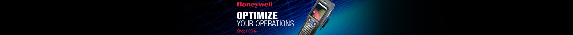 honeywell OPTIMIZE YOUR OPERATIONS
