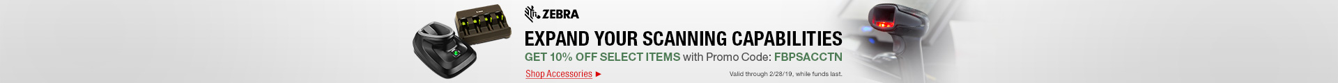 EXPAND YOUR SCANNING CAPABILITIES