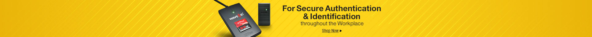 For secure Authentication & Identification