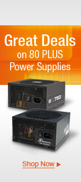 Great deals on 80 plus power supplies