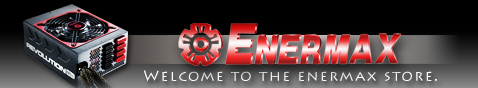 Welcome to the enermax store