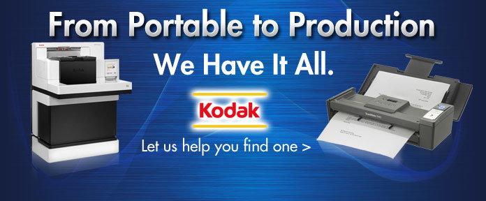 Kodak From Portable to Production