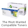 The most-wanted compatible toners