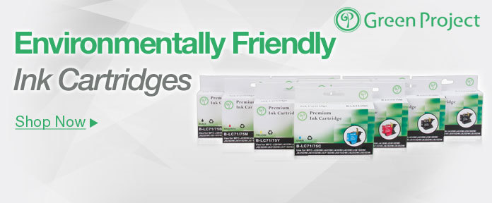 Environmentally Friendly Ink Cartridges