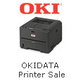 OKIDATA Printer Sale