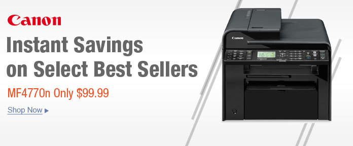 Instant Savings on Select Best Sellers