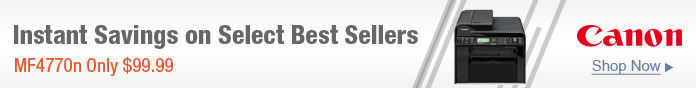 Instant Savings on Select Best Sellers