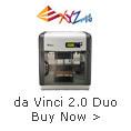 XYZprinting da Vinci 2.0 3D Printer