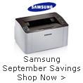 Samsung September Savings