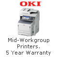 OKI Mid-Workgroup Printers