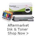 Aftermarket ink & toner