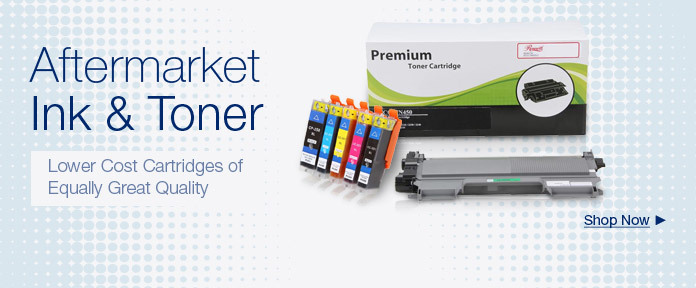 Aftermarket ink & toner