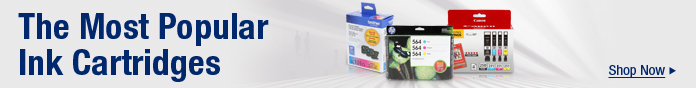 The Most Popular Ink Cartridges