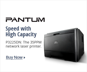 PANTUM: Speed with High Capacity