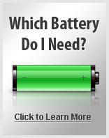 What battery do i need